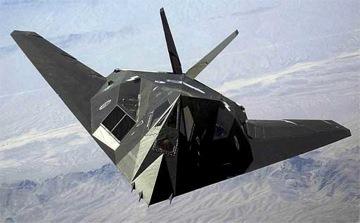 ステルス戦闘機F-117